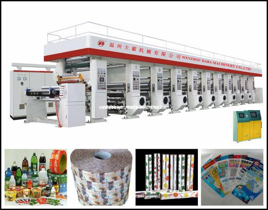 Most Popular Automatic Rotogravure Printing Machine Parts