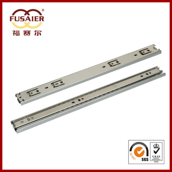 35mm Furniture Fittings Full Extension Ball Bearing Slide pictures & photos