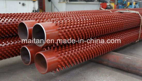 High Quality Studded Pipe pictures & photos