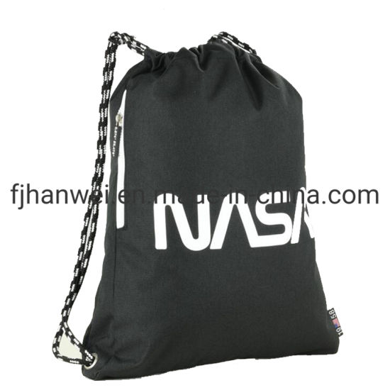 Leisure Promotional Gym Drawstring Cord Bag pictures & photos