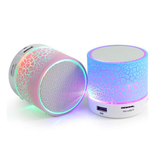 Wholesale A9 Portable Mini Bluetooth Speaker Supporting TF Card & USB