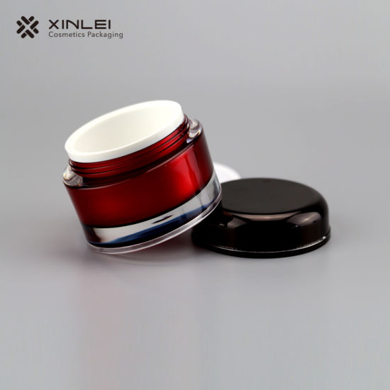 30g Carefully Crafted Round Cosmetic Packaging Durable in Use