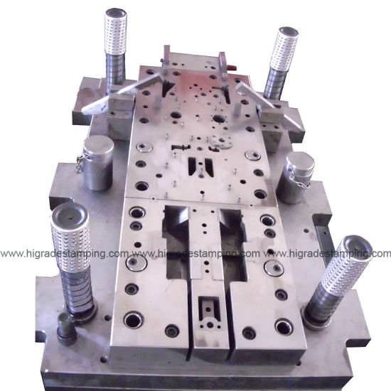 Progressive Stamping Die for Sheet Metal Parts pictures & photos