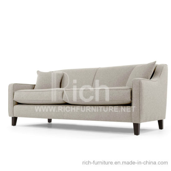 China 2105 Hot Sale Hotel Fabric Sofa (3 Seater) - China ...