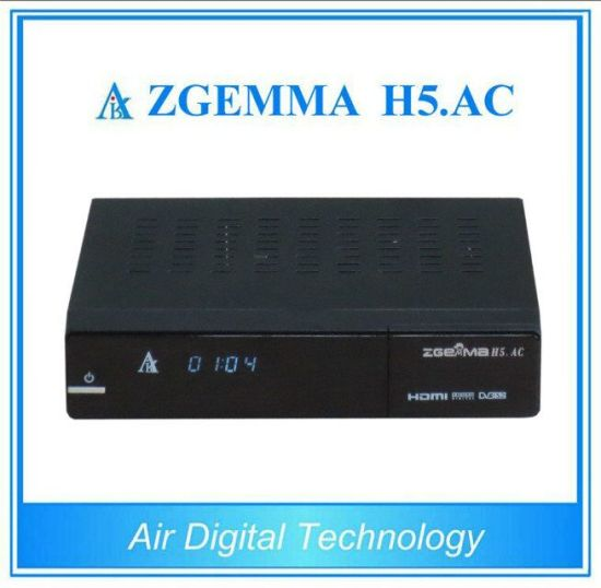 China for Mexico USA Canada Market Zgemma H5  AC DVB-S2 +