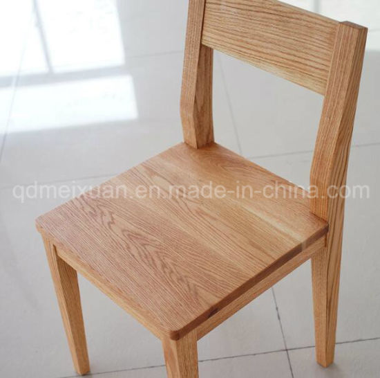 Solid Wooden Dining Chairs Living Room Furniture (M-X2466)