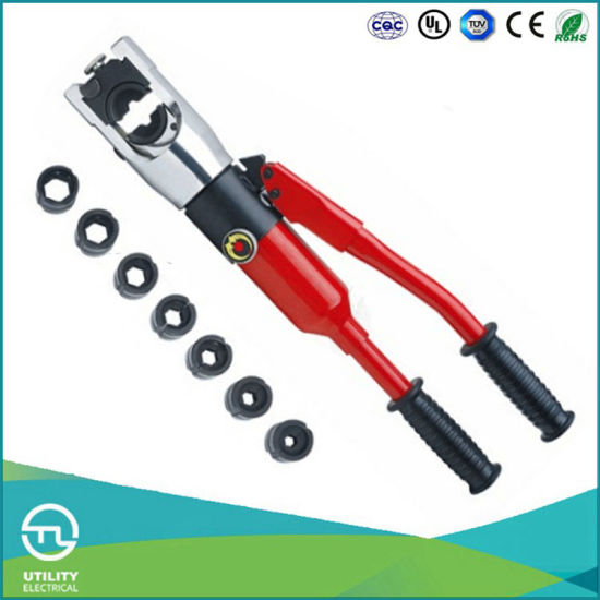 Utl Crimping Tools Pliers with Tight Press Connection