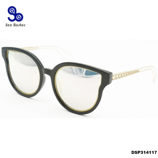 cb9910cb1360 UV Protection Cheap PC Sun Glasses Women Laday Fashion Sunglasses UV400