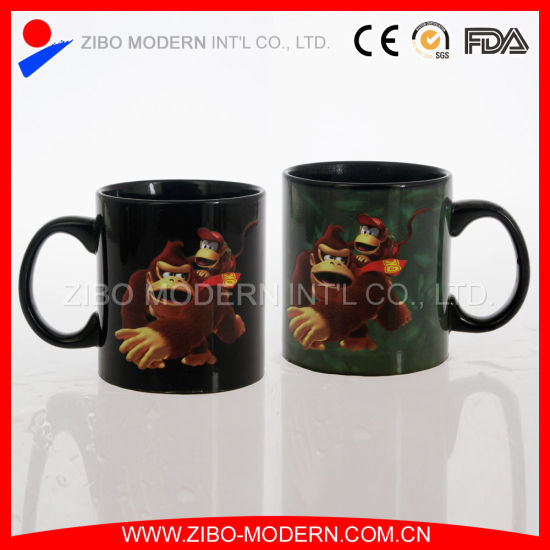 Ceramic Blank White Sublimation Coating Photo Mugs Cups Wholesale pictures & photos
