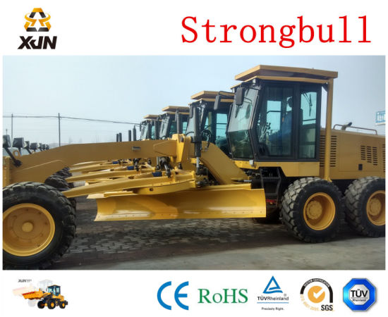 China Hot Sale Engineering Machine Gr165/Py9160 Motor Grader pictures & photos