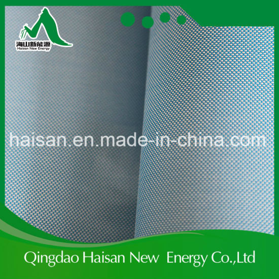 Density 48*46 Ends/Inch Window Blind Components Solar Shade Fabrics for Business pictures & photos