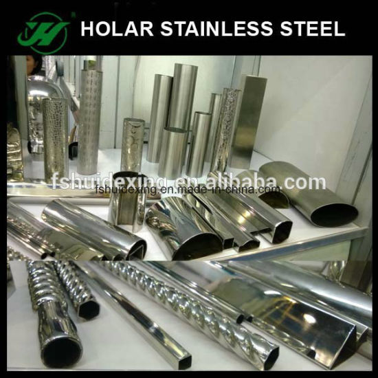 SUS304 Stainless Steel Pipe for Handrail Railing pictures & photos