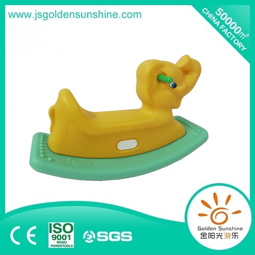 Children's Plastic Rocking Horse with Ce/ISO Certificate