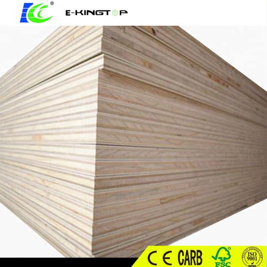 Factory Price Furniture or Decoration Best Price Melamine Blockboard 1220X2440mm
