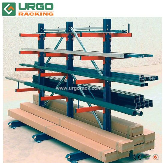 Cantilever Rack Double Arm Warehouse Storage Rack
