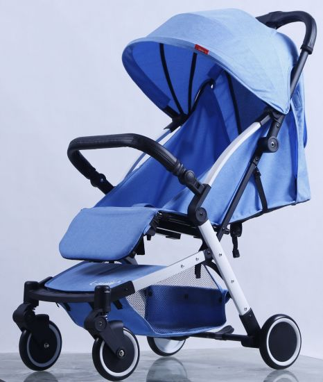 New Design Luxury Fold Babies Pram with European Standard pictures & photos