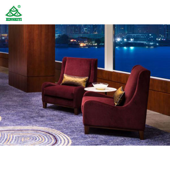 Custom Modern Loose Furniture, Fabric Contemporary Lounge Chairs / Sofa
