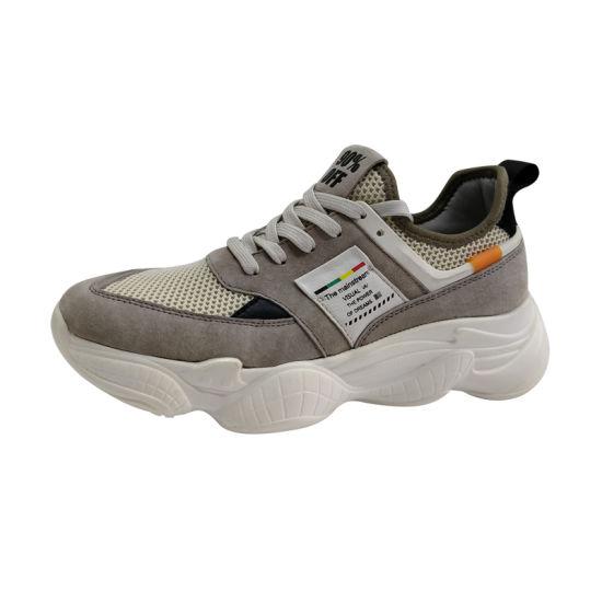 China High Quality Men′s Shoes 2020