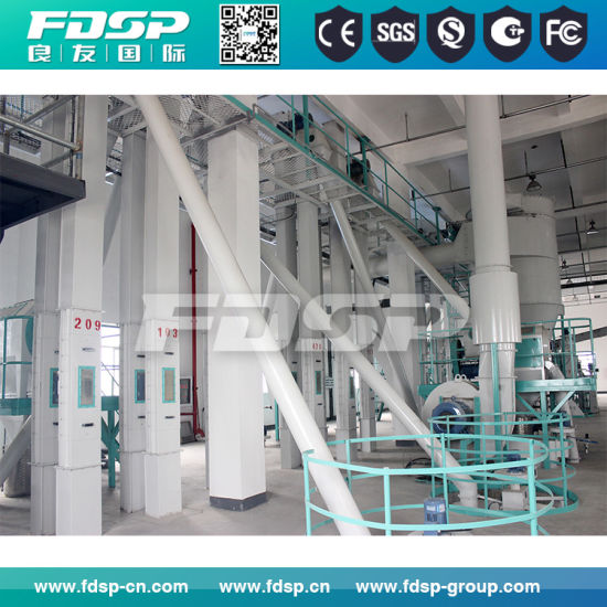 Sell Well Good Price Livestock Feed Pellet Production Line pictures & photos