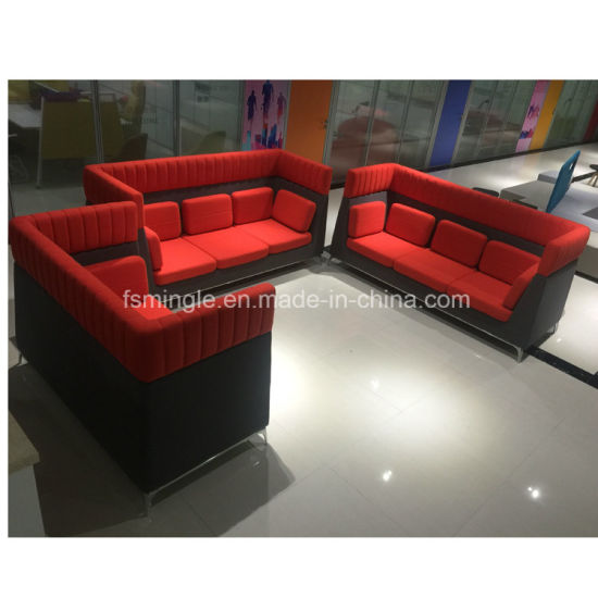Soft Modern Design Fabric Combination Sofa In Foshan