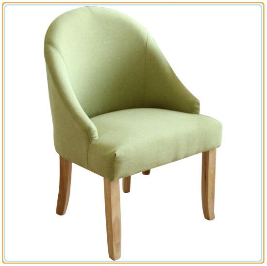 Modern Simple Nordic Fabric Single Sofa