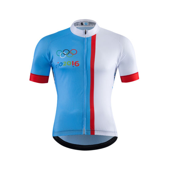 OEM China Breathable Custom Cycling Jersey 62dacdf5c