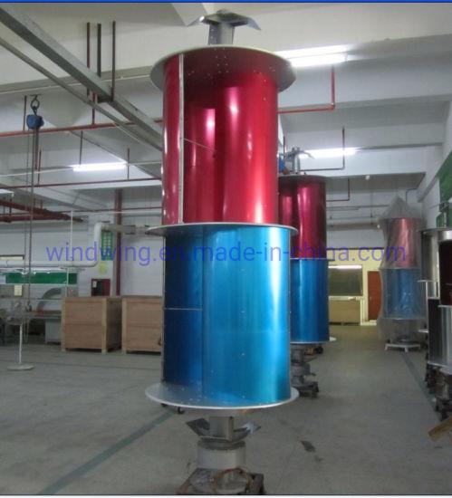 Solar Hybrid 5kw Wind Turbine Power System (Wind Power Generator 200W-10KW)