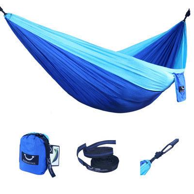 Outdoor Camping Nylon Lightweight Double Hammock