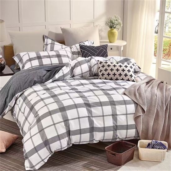Stone Washed Flax Linen Bedding Set Single Duvet Cover