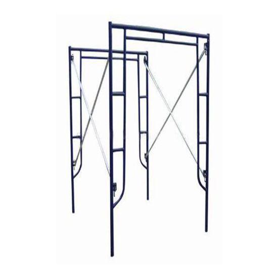 Heavy Duty Steel Frame Scaffolding Formwork System for UAE Construction