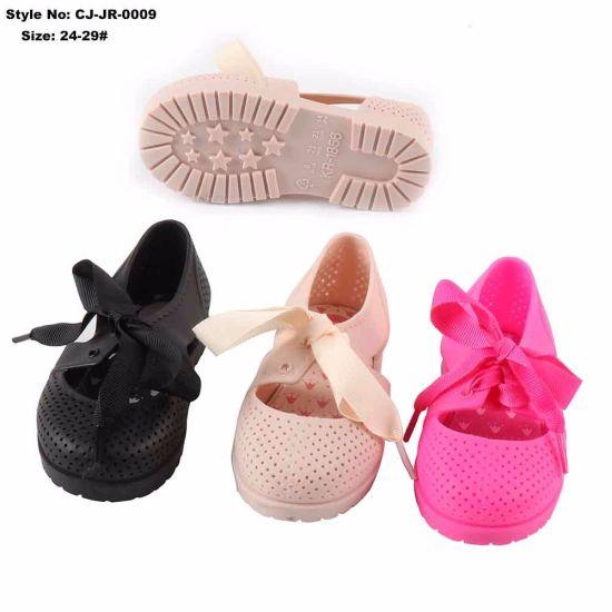 Popular Lovely PVC Kid's Summer Casual Sandals