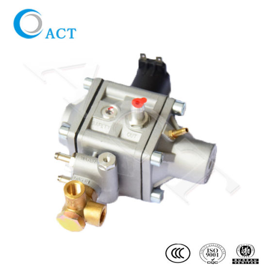 China PPA CNG Gas Two Stage Pressure Regulator Parts/Automobile ...