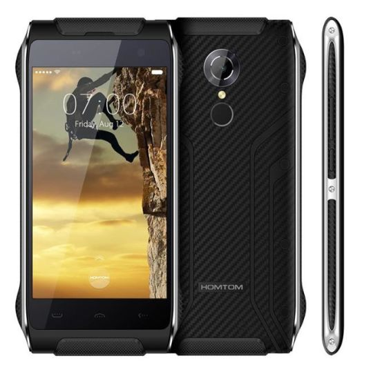Homtom Ht20 Waterproof Smartphone IP68 Android 6.0 Smart Phone pictures & photos