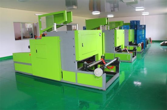 High-Quality Aluminum Foil Roll Slitting Machine (GS-AF-600) pictures & photos
