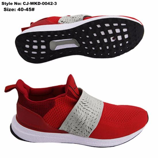 New Running Sport Shoes Men, Lightweight Mesh Sport Sneakers for Men pictures & photos