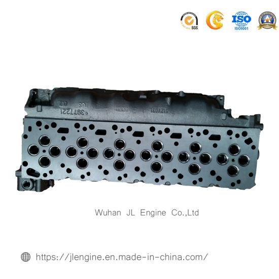 Isde Qsb6.7 Cylinder Head OEM 4936081 3977225 5282703 for Cummins Dcec Diesel Engine