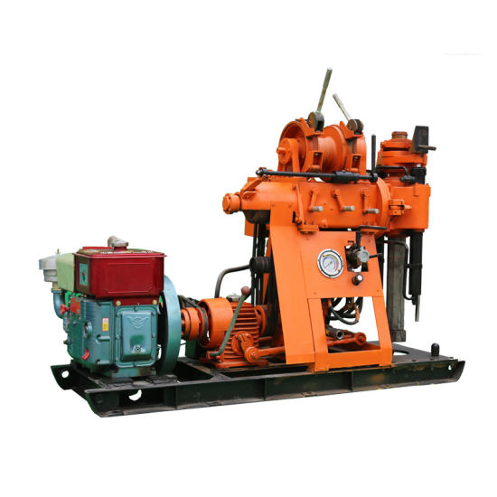 Light Shallow Hole Mini Deep Water Well Drill Rig