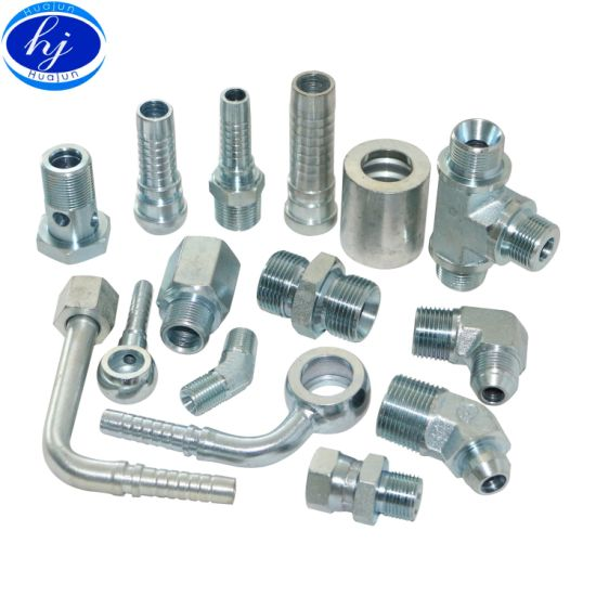 Factory Hydraulic Hose/Pipe Fitting for High Pressure Hose