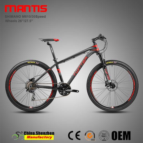 2017 Best Aluminum Frame M610 30speed Mountain Bike