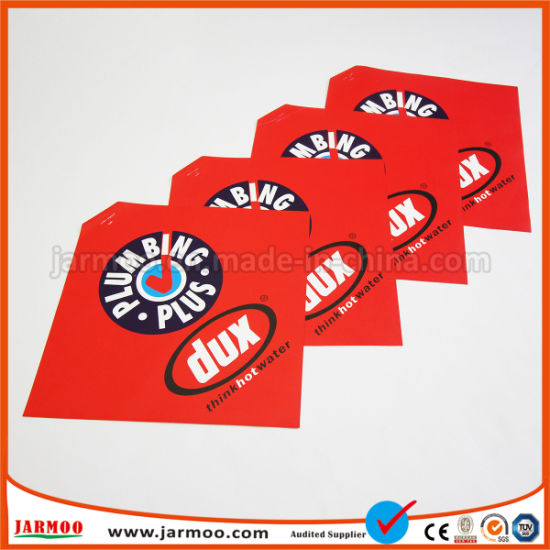 China Hot Sale High Quality Red Safety Flags - China Warning