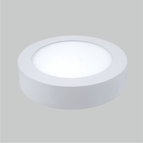 LED Panel Light Round Outside 6W 12W 18W 24W Ceiling Lamp Manufacturer Price Factory Panel Light