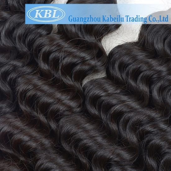 100% Natural Human Gray Hair Shampoo (KBL-BH-DW) pictures & photos