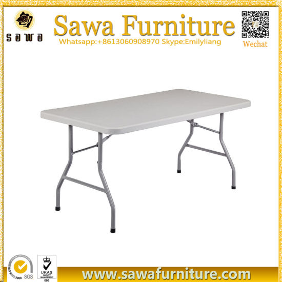But High Quality Banquet Plastic Folding Table