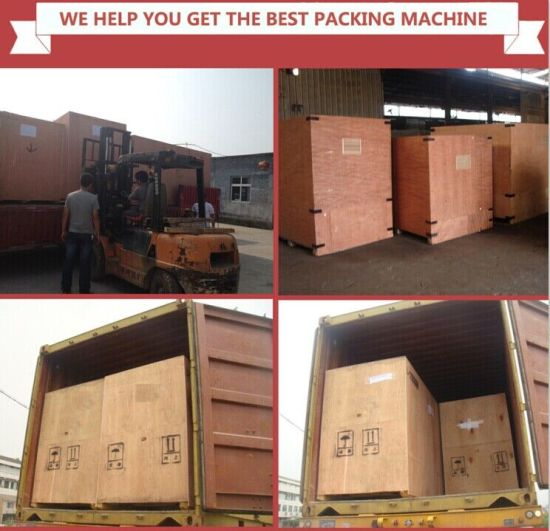Sides Sealing Tomato Sauce Packing Machine pictures & photos