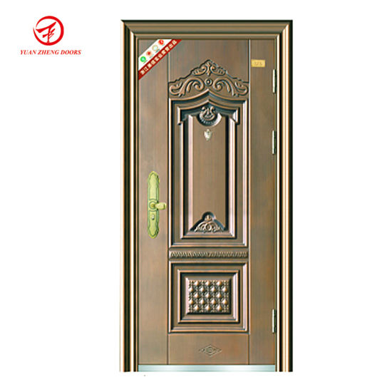 China Manufacturer Italian Stainless Steel Interior Security Doors