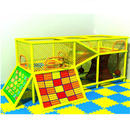 Indoor Climbing Nets Kids Rope Climbing Structure pictures & photos