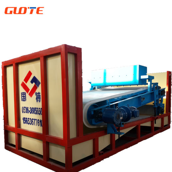 Wet Type Permanent Magnetic Separator for Non-Metallic Mineral