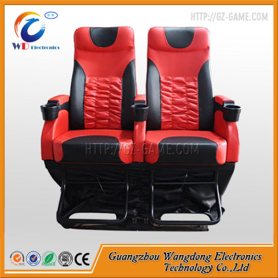 High Quality 5D Cinema Chairs System for Home Theater pictures & photos
