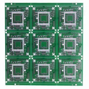 LED PCB Board with 5370 SMD OEM PCB Manufacturer with RoHS/ ISO9001/ UL/ SGS