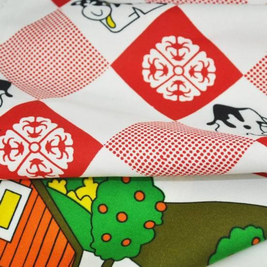 Hot Sell Print Fabric for Garment